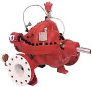 XYLEM A-C FIRE PUMPS | Unistream Engineering